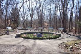 Baylor Massacre Burial Site: Rivervale Road & Red Oak Drive,  River Vale,NJ
