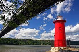 Fort Washington Park: The Little Red Lighthouse 178th Street by the George Washington Bridge New York, NY10033