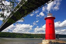 Fort Washington Park: The Little Red Lighthouse 178th Street by the George Washington Bridge New York, NY 10033