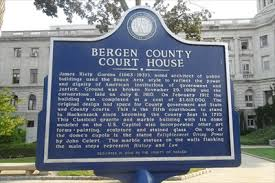 Bergen County Courthouse IV