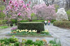 Central Park Conservatory Garden III