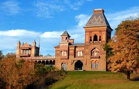 Olana State Historic Site 5720 Route 9G Hudson, NY 12534