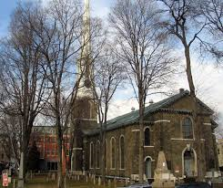 Historic Old Dutch Church 272 Wall Street Kingston, New York 12401