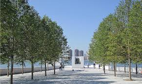 Franklin D. Roosevelt Four Freedoms Park Roosevelt Island, NYC