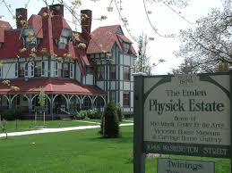 Emlen Physick Estate 1048 Washington Street Cape May, New Jersey 08204