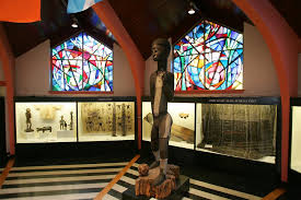 The African Art Museum of the SMA Fathers (Society of African Missions) 23 Bliss Avenue Tenafly, NJ 07670