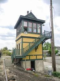 Waldwick Signal Tower