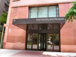 Asia Society and Museum 725 Park Avenue at 70th Street New York, NY 10021