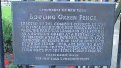 Bowling Green Park V