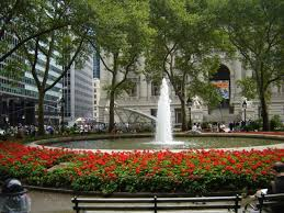 Bowling Green Park Broadway & Whitehall Street  New York, NY 10004