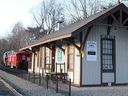 Maywood Station Museum