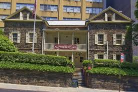 Mount Vernon Hotel Museum & Garden 421 East 61st Street  New York, NY10065