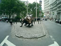 Charging Bull  Bowling Green Park, New York, NY10004