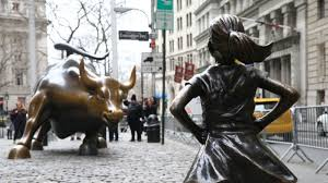 Fearless Girl Statue II