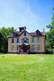 Martin Van Buren National Historic Site-Lindenwald-Martin Van Buren Home   1013  Old Post Road Kinderhook, NY 12106