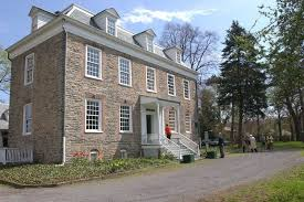 Van Cortlandt House Museum in Van Cortlandt Park at Broadway & West 246 Street   Bronx, NY 10471