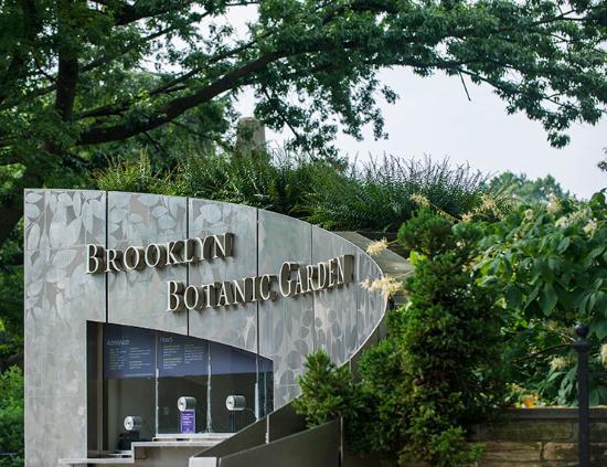 Brooklyn Botanical Garden                        990 Washington Avenue  Brooklyn, NY11225