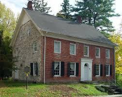 LeFevre House Historic Hugenout Street