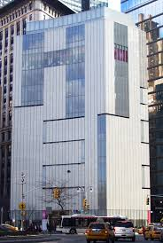 Museum of Arts & Design (MAD)   Jerome and Simona Chazen Building                                                                2 Columbus Circle New York, NY