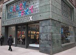 The Museum of Sex                                       233 Fifth Avenue (@27th Street) New York, NY 10016