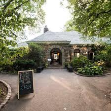 Fort Tryon Park-New Leaf Cafe