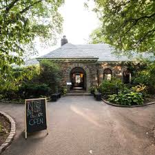 Fort Tryon Park-New Leaf Cafe